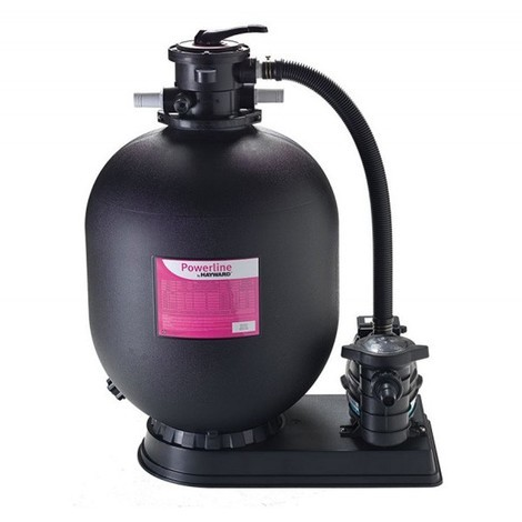 Groupe Powerline - 0,50 CV - 8 m3/h de Hayward - Groupe filtration piscine