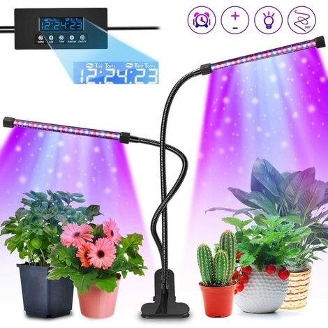 """main image of """"Growth lamp - With automatic timer - 40 LED - 20 W"""""""