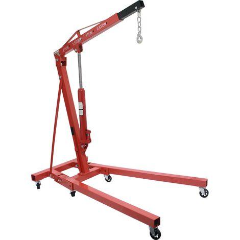 Grua Hidraulica Plegable 2000 Kg - MADER®