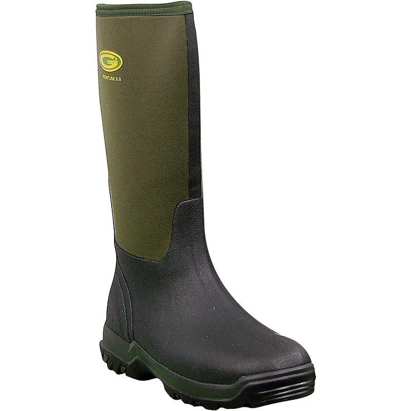 Image of Grubs Womens/Ladies Frostline Boots (4 UK) (Moss Green)