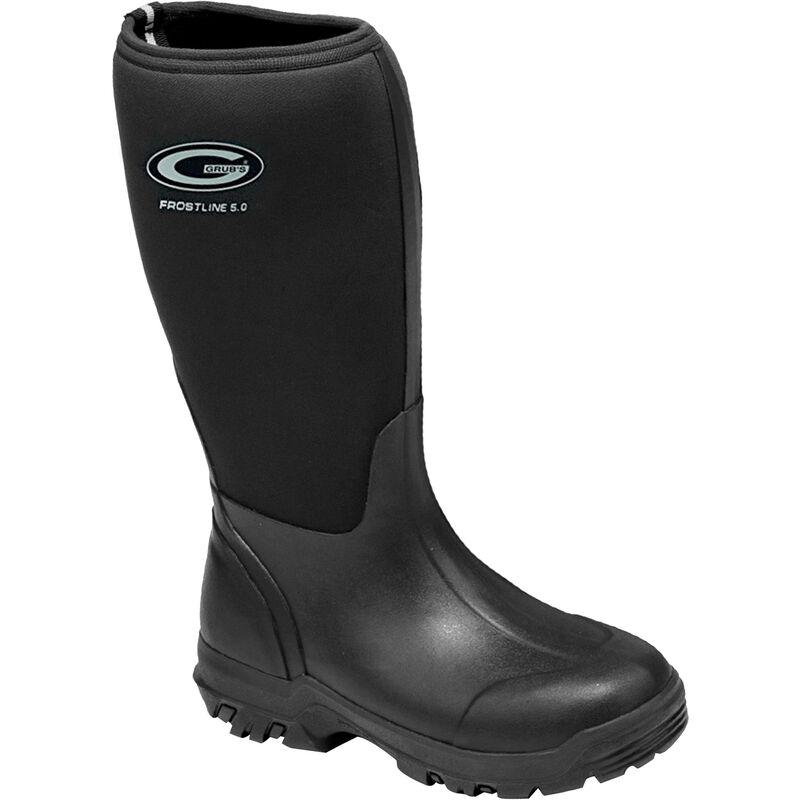 Image of Grubs Womens/Ladies Frostline Boots (8 UK) (Black)