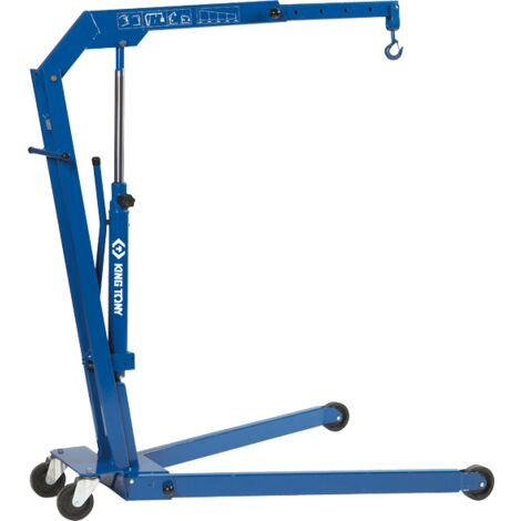 Grue d'atelier hydraulique pour les garages etc 550kg