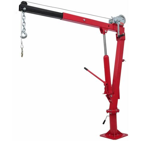Grue de levage 900 kg avec treuil HDV07617