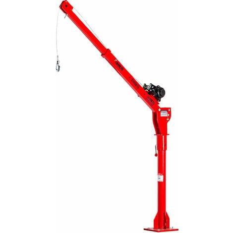 """main image of """"Grue mobile 300/500 kg avec treuil électrique MW-Tools BK30012"""""""