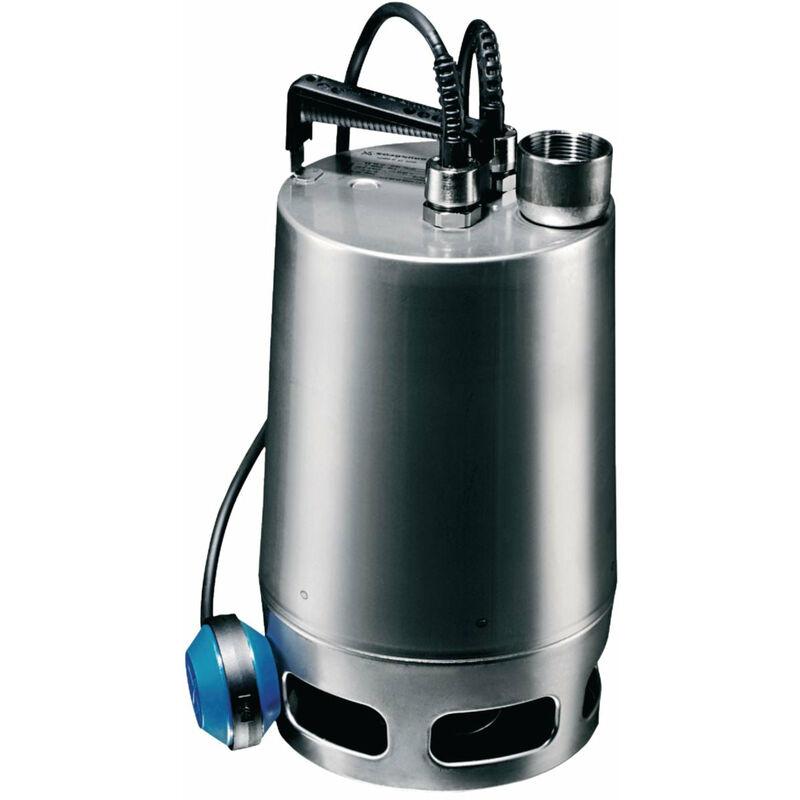 Pompe GRUNDFOS submersibla eaux usees et chargees UNILIFT AP35 1,0 kW 230 V Mono Ref. UNILIFT AP 35.40.06