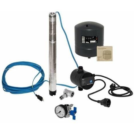 Grundfos Wasserversorgungspaket SQ 3-40 Brunnenpumpe Unterwasserpumpe 96160908 Tiefbrunnenpumpe