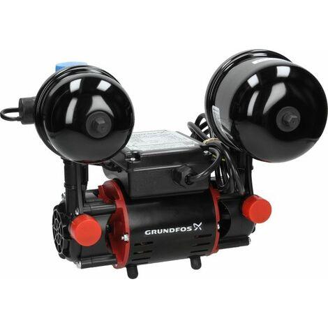 Grundfos Watermill Shower Pump STR2 1.5CN Twin Impeller Universal