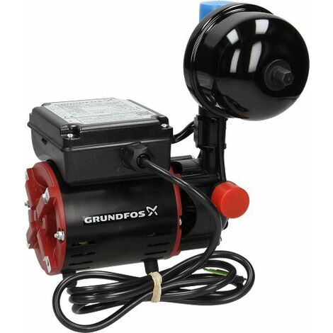 Grundfos Watermill SSR2 2.0CN Shower Pump Impeller Negative