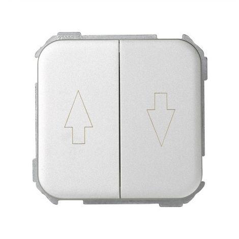 Grupo 2 pulsadores para persianas aluminio Simon 31331-33