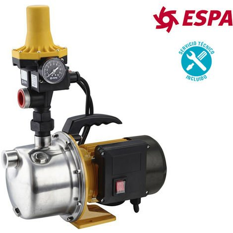 GRUPO DE PRESIÓN ESPA DLT 1300 AS 02 1300W INOXIDABLE