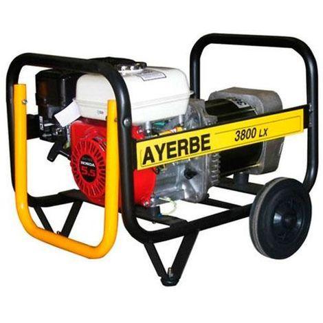 Grupo electrógeno Ayerbe gasolina AY-3800H - talla