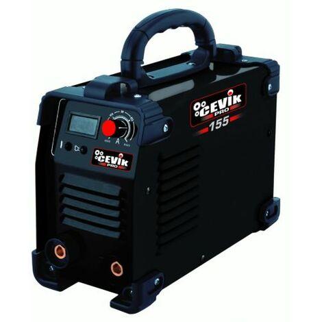 Grupo Soldador 140amp 1.6-3.25mm C/maleta Cepro155