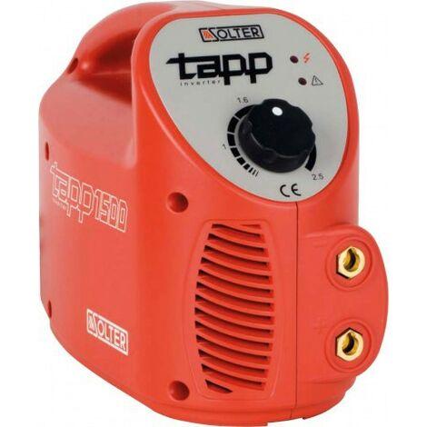 Grupo Soldar Inverter 40% + Accesorios 90 A - Solter - Tapp-1500E..