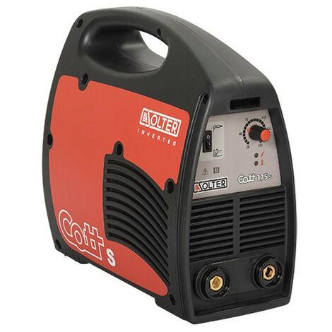 Grupo Soldar Inverter + Accesorios 160A/45% - SOLTER - Cott 175Se..