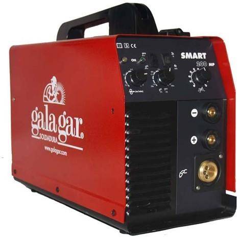 Grupo Soldar Inverter Multi + Accesorios 200A/35% - GALA GAR - Smart200Mp+Acs