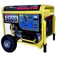 Gruppi elettrogeni for Generatore di corrente con avviamento automatico