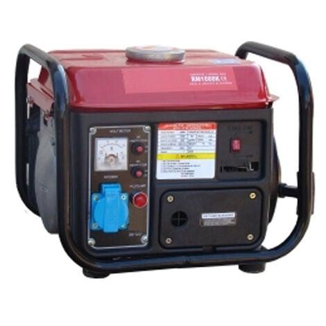 """main image of """"Gruppo elettrogeno/Generatore di corrente 650W - 220V 2 tempi"""""""
