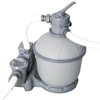 Gruppo filtrante filtro a sabbia Bestway - da 2 a 7,5 m³/h
