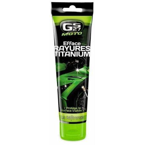GS27 Efface Rayures Titanium - 150 g