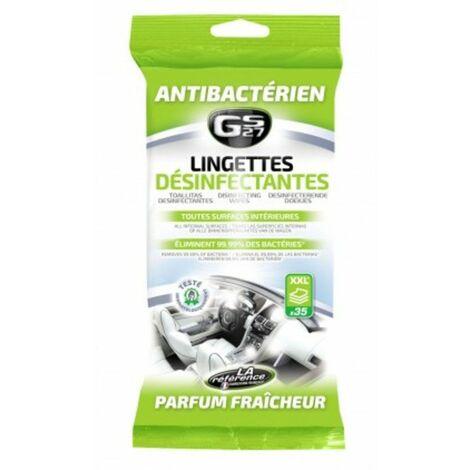 GS27 - Lingettes Desinfectantes x35 - CL180440