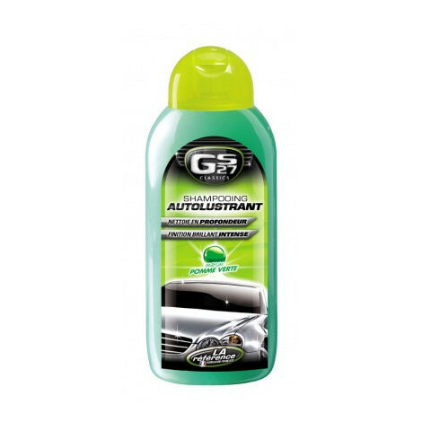 GS27 Shampooing Autolustrant Pomme Verte