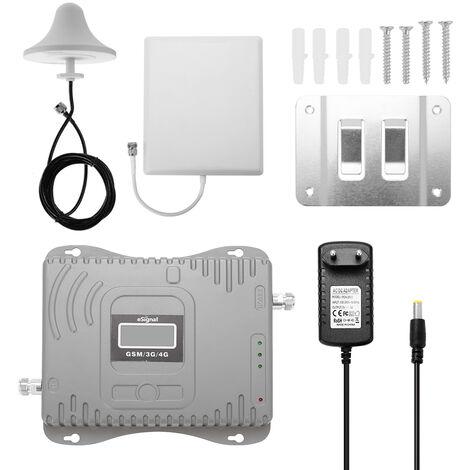 GSM 3G 4G Telefono movil amplificador de senal, repetidor inteligente Kit