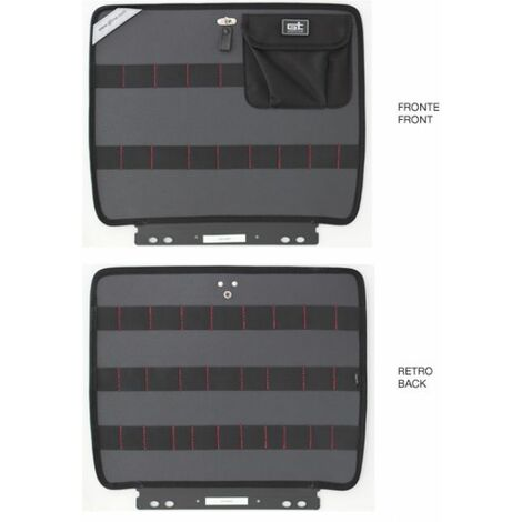 GT Line KIN.0400 - Panel portaherramientas superior PEL