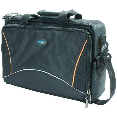 GT-Line Werkzeugtasche aus Nylon mit Laptopfach