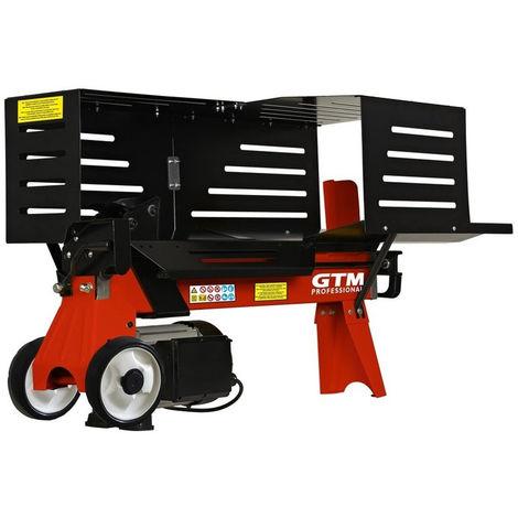 GTM Professional Holzspalter GTL5000H 5,0 Tonnen Arbeitsdruck - 2200 Watt / 230 Vol