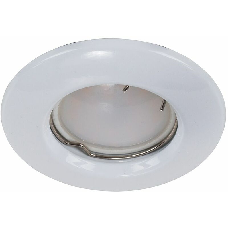 GU10 Downlights Fire Rated IP65 Recessed Bathroom Ceiling ...