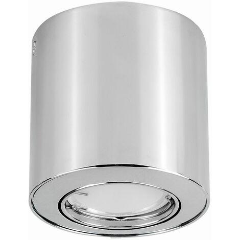 Gu10 Tiltable Surface Mounted Ceiling Spotlight Downlight
