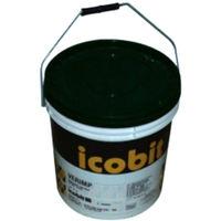 Guaina liquida 20Kg rivestimento copertura impermeabilizzante grigia 008230FR