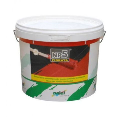 Guaina Liquida Colorata NP5 20Kg Rossa