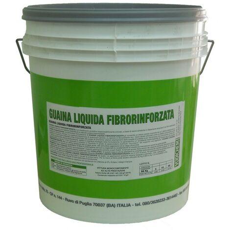 Guaina liquida fibrorinforzata grigia kg.20 - Salone