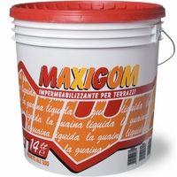 Guaina Liquida Impermeabilizzante Calpestabile Maxigom Laiv Trasparente 4 Lt