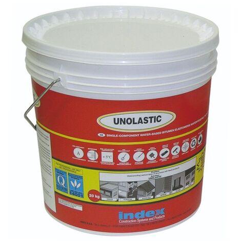 Guaina Liquida Impermeabilizzante Unolastic 20Kg