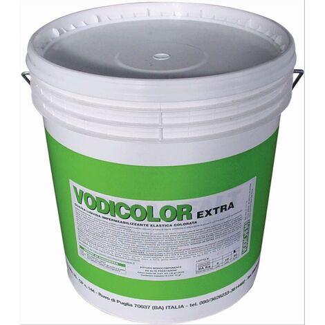 Guaina liquida vodicolor kg. 5 grigio extra