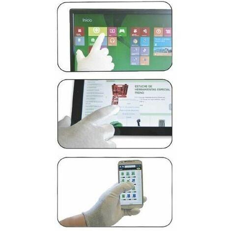 Guante anti-corte pantalla táctil T.8 JBM