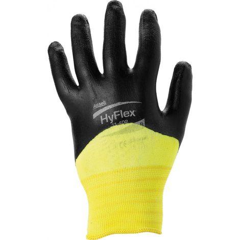 Guante de montaje -HyFlex 11-402- T9 (Por 12)