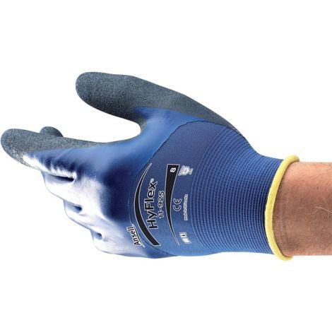 Guante de montaje -HyFlex 11-925- T10 (Por 12)