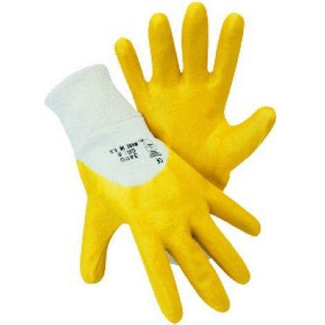 Guante de nitrilo -Mechanic- T8 (Por 12)