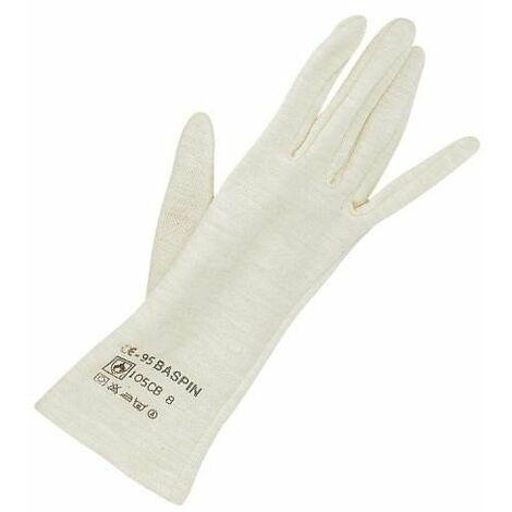 Guante de Nomex ligero para uso interior de los guantes dieléctricos | 8