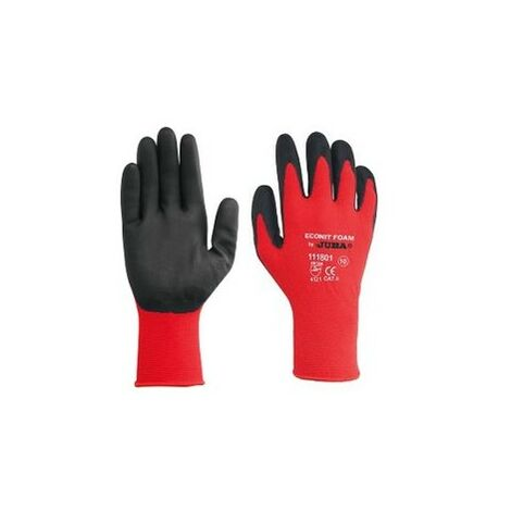Guante eco-nit foam juba - varias tallas disponibles