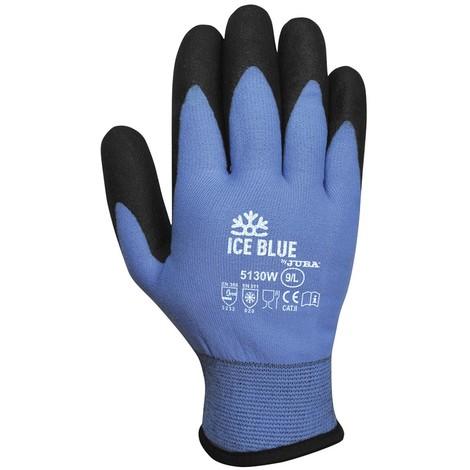 Guante Frigo Nylon Vulrizo Pvc T.10 - ICE BLUE - 5130W