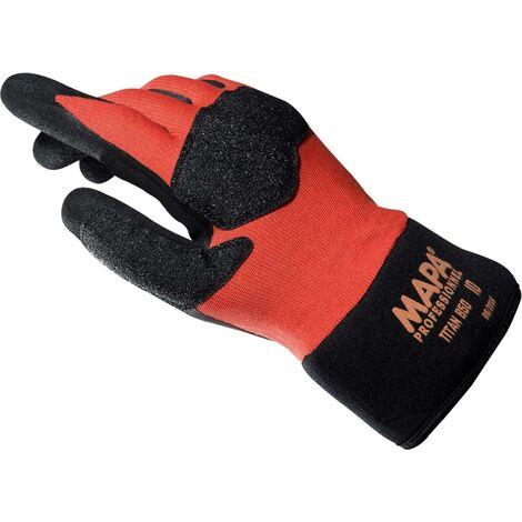 Guante MAPA nitrilo textil Titan 850
