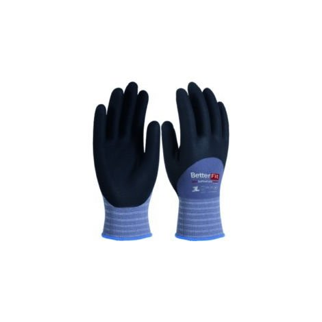 Guante mecanico s07 sanitized/actifresh 3l nitr. supra flex