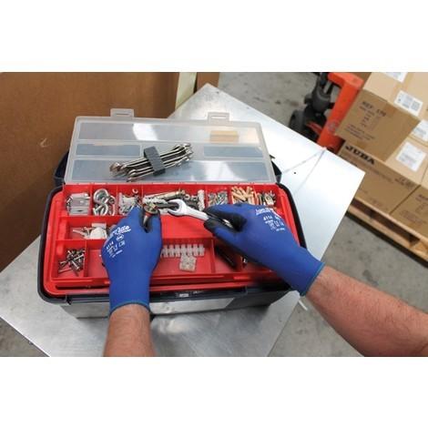 Guante Nylon Ligero Poliuretano Palma T.8 - AGILITY LITE - H4114
