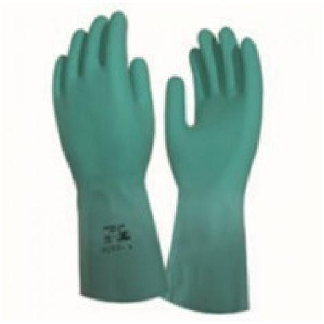 Guante quimico xl10 indust 3l nitr. ver rnf-15 nitril 330 t-