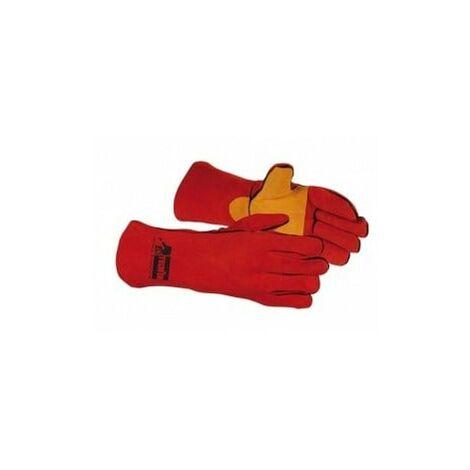 Guante Rojo Reforzado 802667