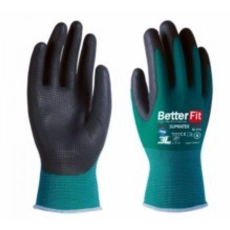 Guantes 3l betterfit supratex bl-015 - varias tallas disponibles